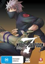 Naruto Shippuden : Collection 07 (Eps 78-88)