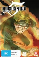 Naruto Shippuden : Collection 5 - Episodes 53 to 65