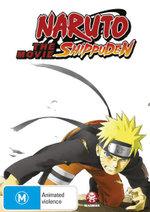 Naruto Shippuden : The Movie - Hajime Kamegaki