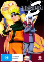 Naruto Shippuden : Collection 08 (Eps 89-100) - Junko Takeuchi