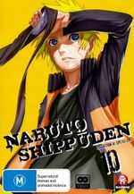 Naruto Shippuden : Collection 10 (Eps 113-126) - Junko Takeuchi