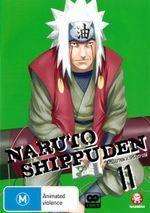 Naruto Shippuden : Collection 11 (Eps 127-140) - Hayato Date