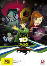 Ben 10 : Alien Force: The Vengeance of Vilgax