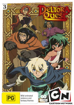 Deltora Quest : Collection 3 Escape from the Monster Vraal! - Mitsuru Hongo