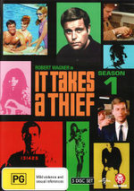 It Takes a Thief : Season 1 - Malachi Throne