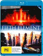The Fifth Element - Milla Jovovich