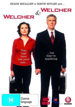 Welcher and Welcher : The Complete Series - Robyn Butler
