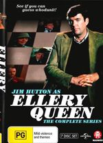 Ellery Queen : The Complete Series - Tom Reese