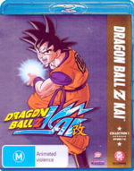 Dragon Ball Z Kai : Collection 1