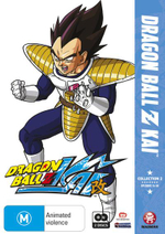 Dragon Ball Z Kai Collection 2 - Yasuhiro Nowatari