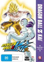 Dragon Ball Z Kai Collection 4