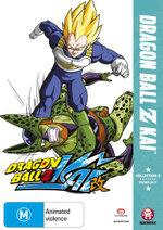 Dragon Ball Z Kai : Collection 6