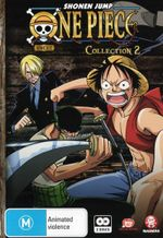 One Piece (Uncut) Collection 2 (Eps 14-26)