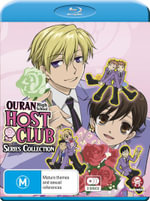Ouran High School Host Club Series Collection : Book 3 Fire - Complete Collection