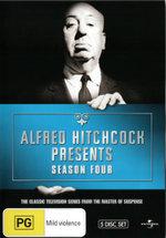 Alfred Hitchcock Presents : Season 4 - Elizabeth Montgomery