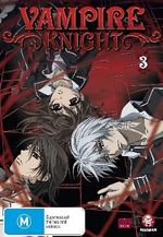 Vampire Knight (Tv) Volume 3 : Part 1 - Kiyoko Sayama