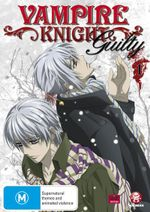 Vampire Knight Guilty : Season 2 - Volume 1