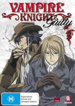 Vampire Knight Guilty : Season 2 - Volume 2