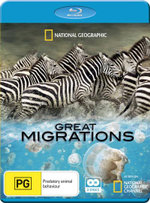 National Geographic : Great Migrations - N/A