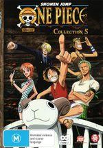 One Piece (Uncut) Collection 5 (Eps 54-66) - Kazuya Nakai