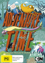 Adventure Time : Volume 1