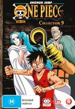 One Piece (Uncut) Collection 9 (Eps 104-116)