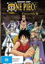 One Piece (Uncut) Collection 10 (Eps 117-130)
