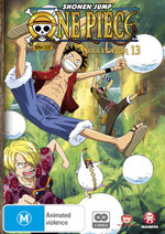 One Piece (Uncut) Collection 13 (Eps 157-169)