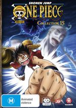 One Piece (Uncut) Collection 15 (Eps 183-195)