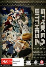 Strike Witches 2 : Season 2 Collection (2 Discs) - Misato Fukuen