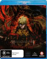 Hellsing : Ultimate Collection 2 (Eps 5-8) (2 Discs) - K.T. Gray