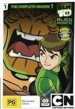 Ben 10 : Alien Force Complete Season 1 (2 Disc Set)