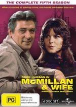 McMillan and Wife : Season 5 - Susan St James