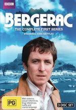 Bergerac : Series 1 - Sean Arnold