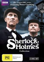 The Sherlock Holmes Collection - Nigel Stock