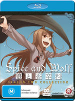 Spice and Wolf Season 2 Collection - Ami Koshimizu