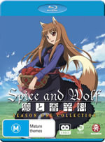 Spice and Wolf Season 1 Collection - Ami Koshimizu
