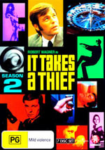 It Takes a Thief : Season 2 - Paul Bradley