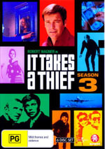 It Takes a Thief : Season 3 - Paul Bradley