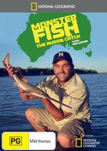 National Geographic : Monster Fish - The Aussie Catch - Zeb Hogan