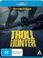 Troll Hunter - Otto Jespersen