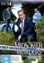 Midsomer Murders : Season 14 - Part 1 - Neil Dudgeon