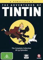 The Adventures of Tintin Remastered : Season 2 - Volume 1