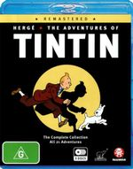 The Adventures of Tintin (Remastered) - Henri Labussiere