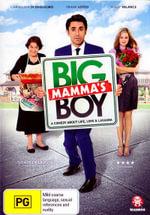 Big Mamma's Boy - Sachin Joab