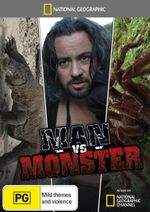 National Geographic : Man Vs Monster - Richard Terry