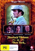 Sherlock Holmes in New York - Roger Moore