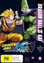 Dragon Ball Z Kai : Collection 7 - Terri Doty