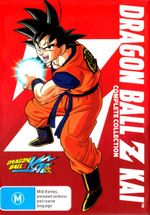 Dragon Ball Z Kai Limited Complete Collection (16 Discs) - Joji Yanami