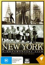 New York : A Documentary Film - Eric Lipton